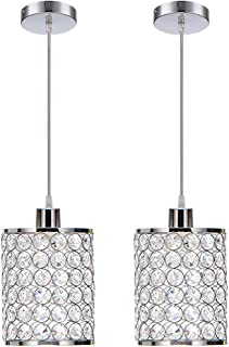 Best crystal pendant lights Reviews