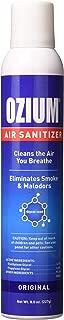 Ozium 805539 1-Piece Air Freshener & Sanitizer