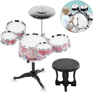 Percussion Instruments Ensemble de batterie pour enfants, Ensemble de batterie pour enfants, Jouet de battement pour garço...