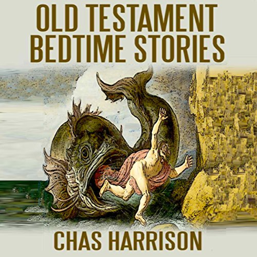 Old Testament Bedtime Stories audiobook cover art