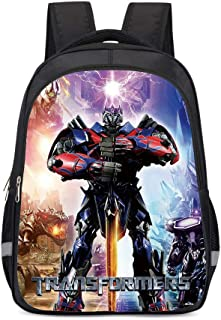 PelículaTransformersBackpack Mochilas Infantiles - Optimus, BolsaBumblebee