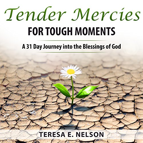 Tender Mercies for Tough Moments: A 31 Day Journey into the Blessings of God audiobook cover art