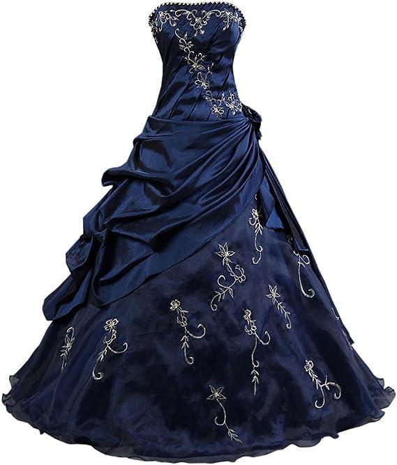 Kmformals Damen Formales Abschlussball Kleid Ballkleid Prom Kleider Amazon De Bekleidung