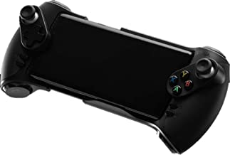 glap Play p/1 Dual Shock Wireless Game Controller for Android and Windows. Mobile Gamepad Black with 4 Paddles.
