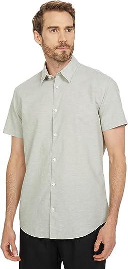 Classic Linen Short Sleeve Shirt