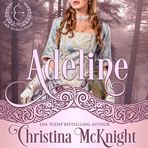 Adeline audiobook cover art