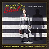 Better Call Saul Square Calendar 2018