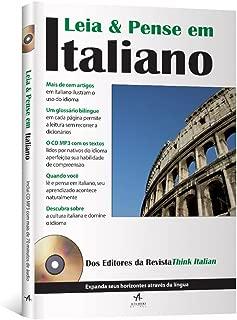 Leia & Pense em Italiano (Em Portuguese do Brasil)