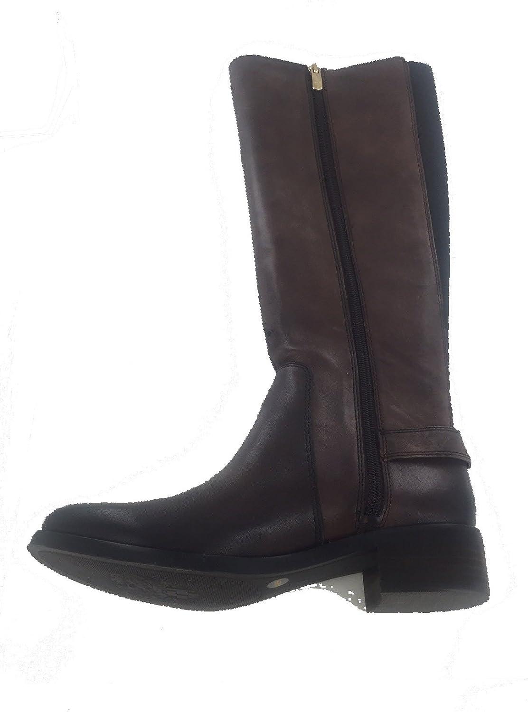 Vince Camuto Women's VOLERO Riding Boot Chestnut/Black
