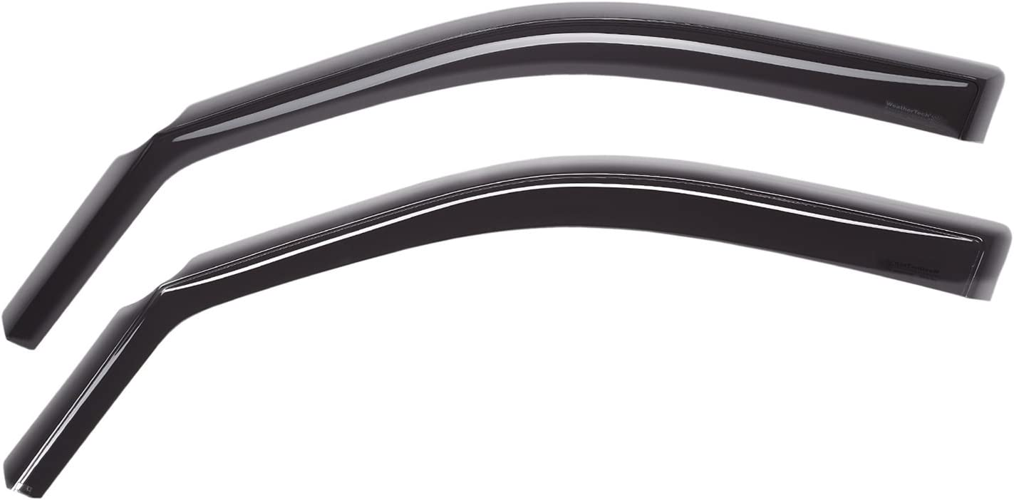 WeatherTech Direct sale of manufacturer Custom Fit Miami Mall Front Side Window Deflectors Chevrole for