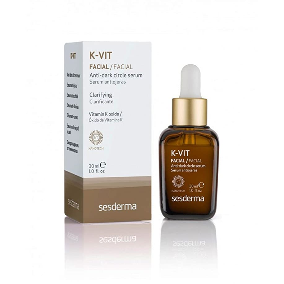 臭い抗生物質属性Sesderma K-vit Anti-dark Circle Serum 30ml [並行輸入品]
