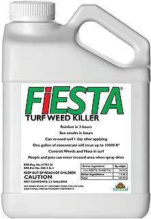 Fiesta Selective Post-Emergent Turf Weed Killer 1 Gallon
