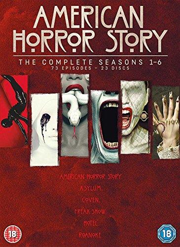 DVD6 - American Horror Story Seasons 1-6 (6 DVD)