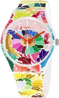 Women's Gent SUOW126 Multicolor Silicone Swiss Quartz Watch