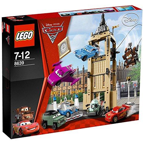 LEGO Cars 8639 - Big Bentley Spielset