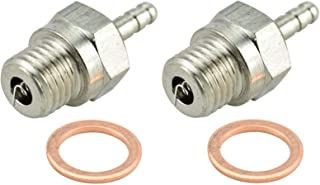 Apex RC Products Heavy Duty Medium Hot (OS #7 Equivalent) Nitro Glow Plug - 2 Pack #9701