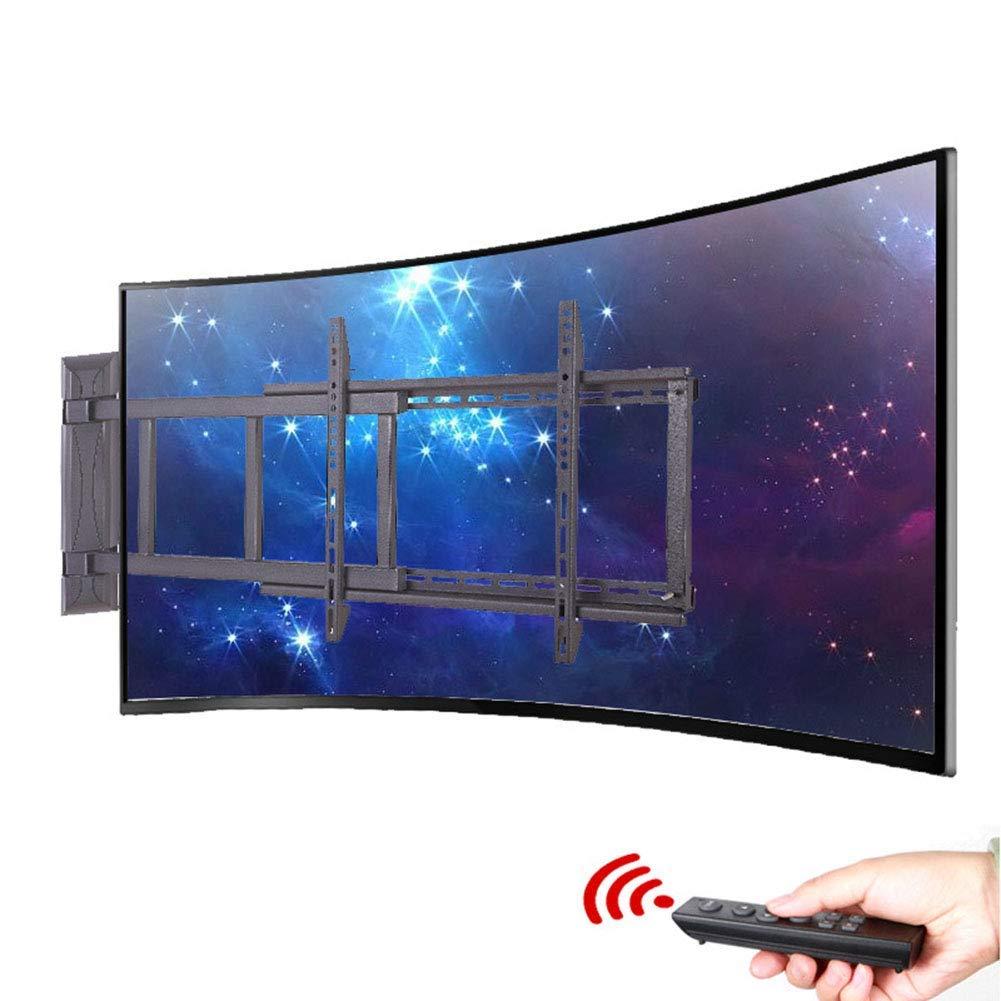 KBKG821 Soporte de Montaje de Pared para TV, para 32-55 Pulgadas Paneles LED Plana LCD Plasma eléctrico de Ajuste de Altura de Control Remoto: Amazon.es: Hogar