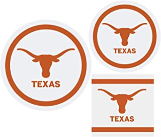 University of Texas Longhorns Party Supplies Themed Paper Plates and Napkins Serves 10 Guests