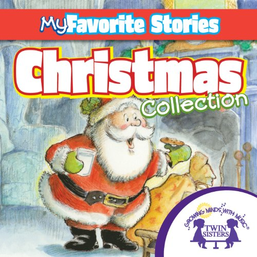 Kids Favorite Stories: Christmas Collection audiobook cover art