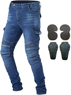 100% genuine many fashionable to buy Amazon.fr : Jeans Moto Kevlar - Jeans / Homme : Vêtements