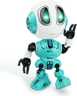 Touber Gifts for 3 4 5 6 7 8 Year Old Boys Girls, Talking Robot for Kids Toys for 3-6 Year Old Boys Girls Popular Toys for...