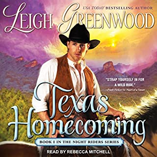Texas Homecoming audiobook cover art