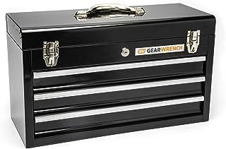 "GEARWRENCH 20"" 3 Drawer Black Steel Tool Box - 83151"