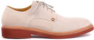 CESARE PACIOTTI Luxury Fashion Mens MCBI25938 Grey Lace-Up Shoes | Season Outlet