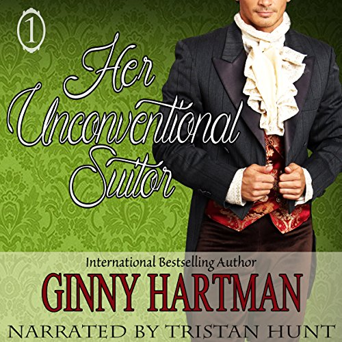 Her Unconventional Suitor audiobook cover art