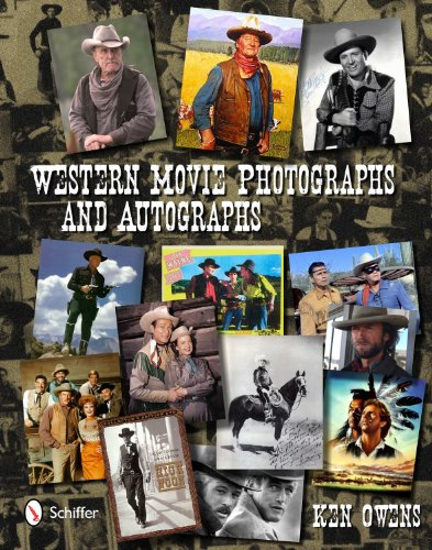 Compare Textbook Prices for Western Movie Photographs and Autographs 1st Edition Edition ISBN 9780764339349 by Ken Owens