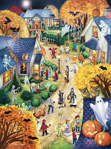List of Top 5 Best hallowen puzzle our top picks