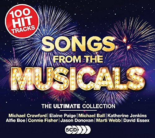 Ultimate Songs From The Musicals