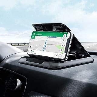 پایه نگهدارنده تلفن اتومبیل - پایه نگهدارنده تلفن همراه داشبورد RAXFLY برای پایه جهانی پایه ضد خوردگی سیلیکون ضد لغزش پایه داشبورد سازگار با iPhone Samsung