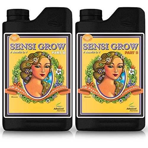Advanced Nutrients pH Perfect Sensi Grow A & B Nutrients 1L