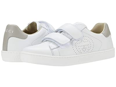 Gucci Kids New Ace Sneaker (Little Kid) Kid
