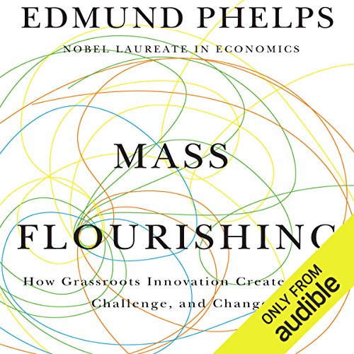 Mass Flourishing audiobook cover art