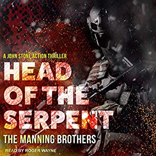 Head of the Serpent cover art