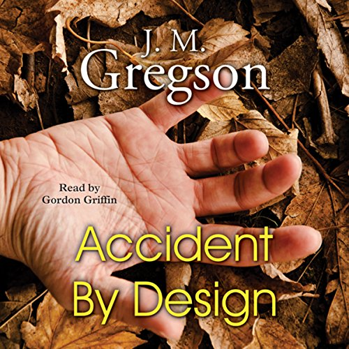 Accident by Design audiobook cover art