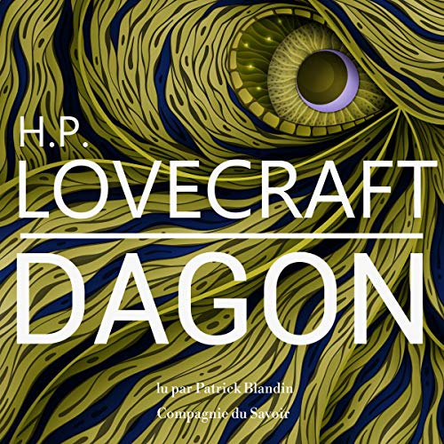 Couverture de Dagon, une nouvelle de Lovecraft