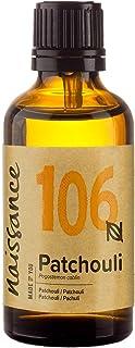Naissance Patchouli Essential Oil (nr. 106) 50ml - Puur, Natuurlijk, Wreedheidvrij, Veganistisch en Onverdund - voor gebru...