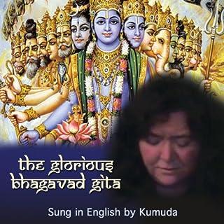 The Glorious Bhagavad Gita Sung in English cover art