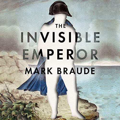 The Invisible Emperor audiobook cover art