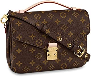 POCHETTE MÉTIS Trunk Clutch handbag for Wome and Leather Shoulder Bag,Tote Handbags Inclined package