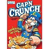 Quaker Captain Crunch Cereal, Original, 14 Ounce
