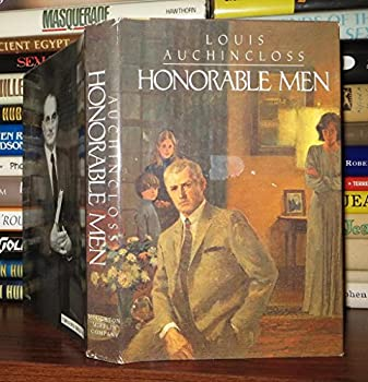 Honorable Men 0395388120 Book Cover