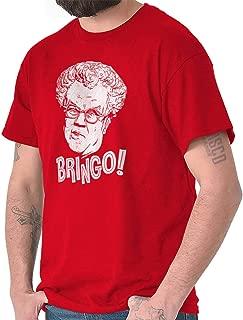 Bringo Doctor Dr. Funny Nerdy Dingushead T Shirt Tee