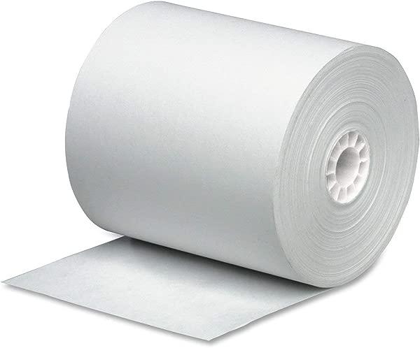 PM Company Cash Register Paper Rolls 3 Inch X 165 Feet 50 Rolls Per Carton 2 Count