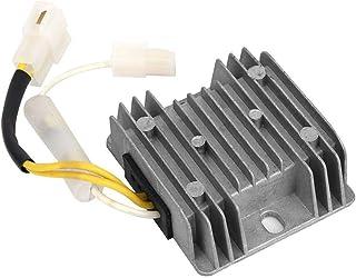 14 V AVR Regulador de voltaje automático AVR generador diésel accesorios AC 15-55 V a DC 13,5 V para imán permanente Flywheel Generator