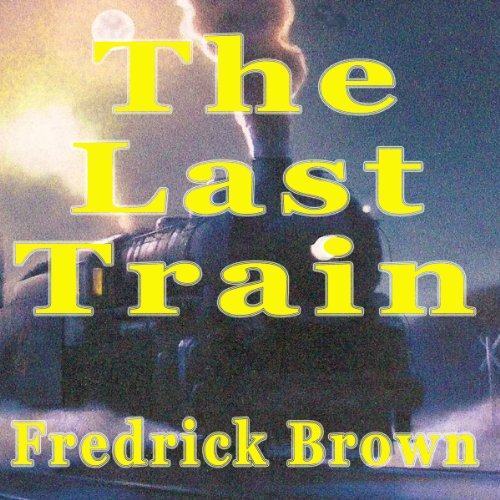 The Last Train audiobook cover art