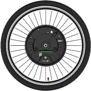comprar comparacion Imortor Kit de conversión de Bicicleta eléctrica 3.0 con bateria inalámbrica o Solo un Cable, Todo en uno, 40 km/hy 40 km
